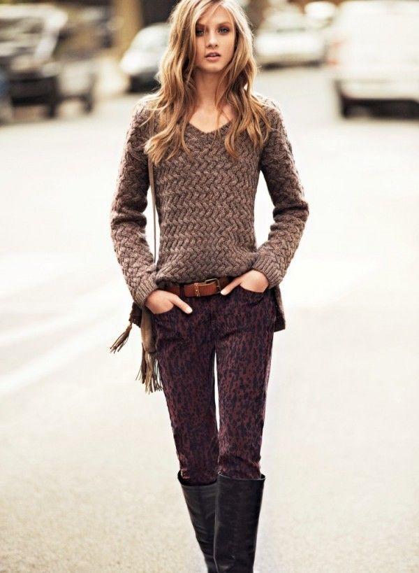 2012 - 2013 Bayan Giyim Modası