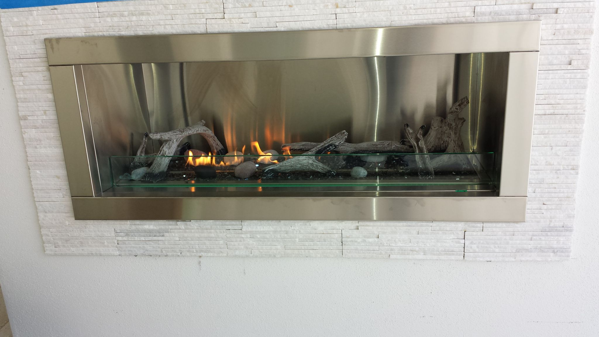 stainless steel outdoor fireplace naples fireplace outdoor
