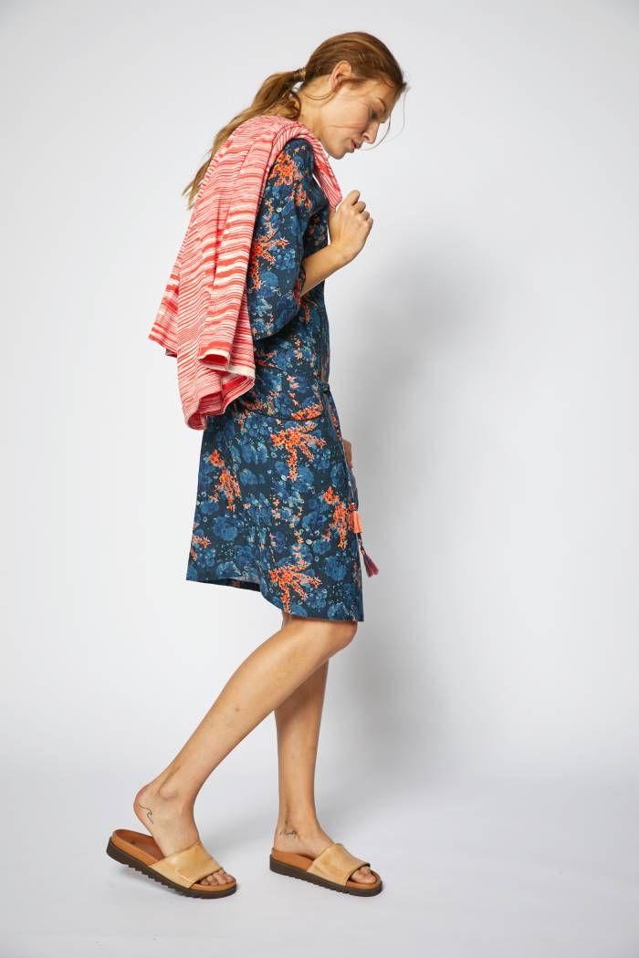 TUNIKAKLEID aus Bio-Baumwolle von Lanius | Mode, Kleider ...