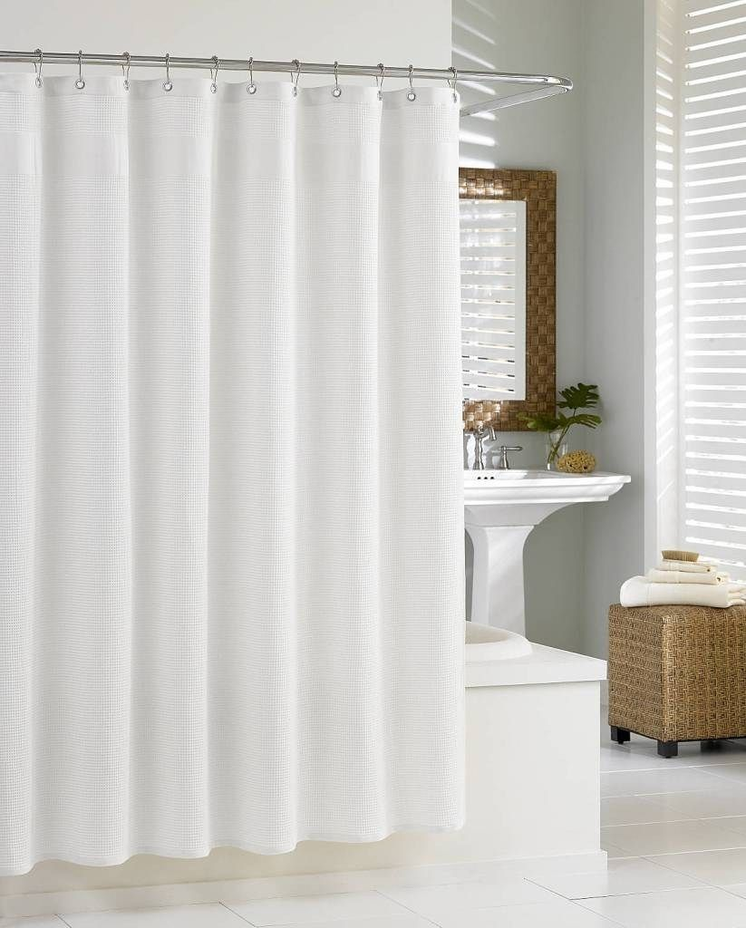 Hotel Style Shower Curtain With Window | http://realtag.info ...
