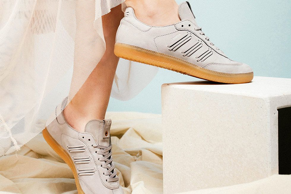 e1bac1acc0bea adidas Consortium Styles the Samba for Women - EU Kicks: Sneaker Magazine
