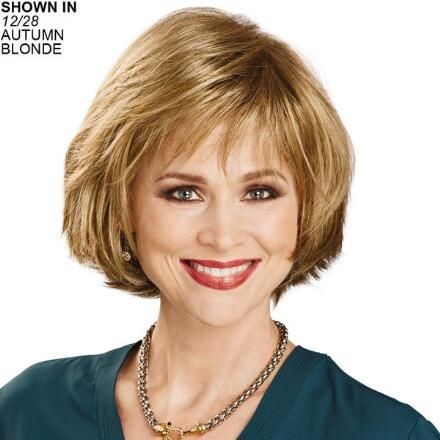 Fresh Short Hairstyle Wigs