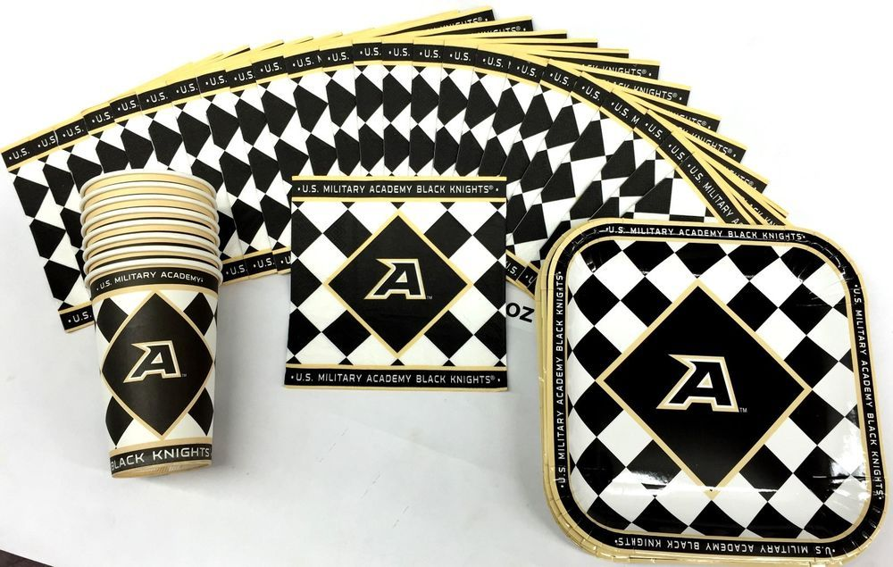 Details about US Military Academy Plates & Cups West Point