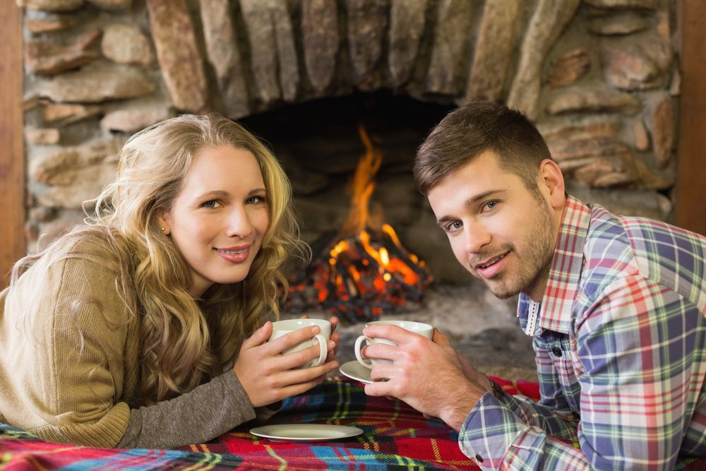 Our secluded cabins in Pigeon Forge are perfect for couples looking to get away and relax together.