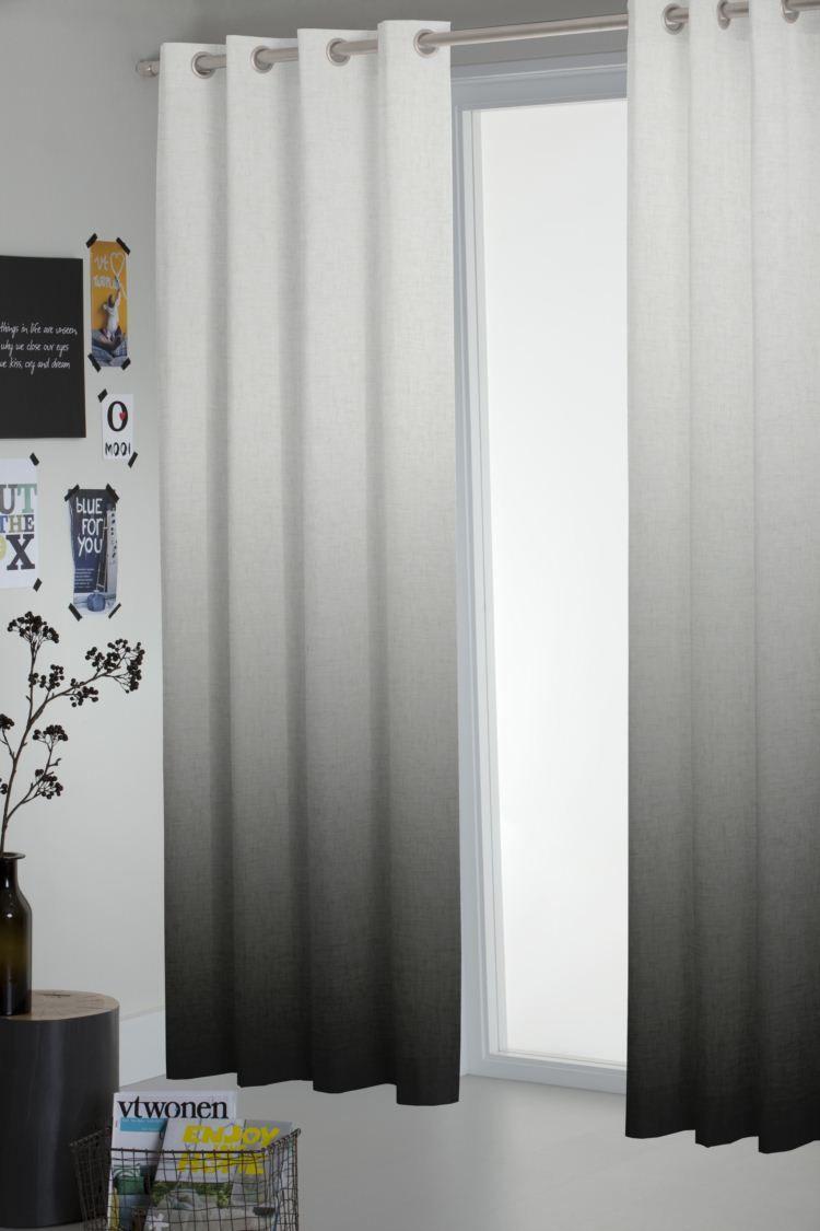 for the livingroom: Curtains dipdye linnen - vtwonen dip 300cm dol 5 ...