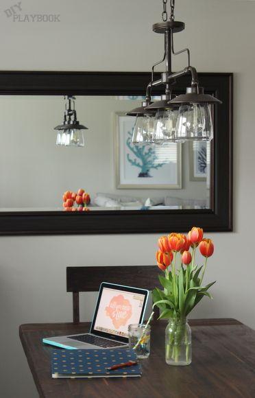 Bridget S New Industrial Lighting Options The Diy Playbook