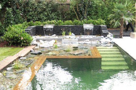 Natural swimming pool   Natural swimming pools and backyard ...
