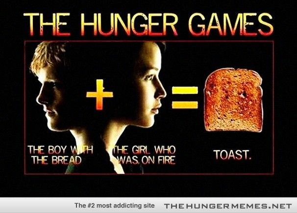 the+hunger+games+memes | Perfect for an Awesome Breakfast