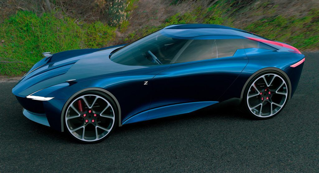 Nissan Z-Vision Design Thesis Brings 240Z's Classic Looks Into The Modern World | Carscoops