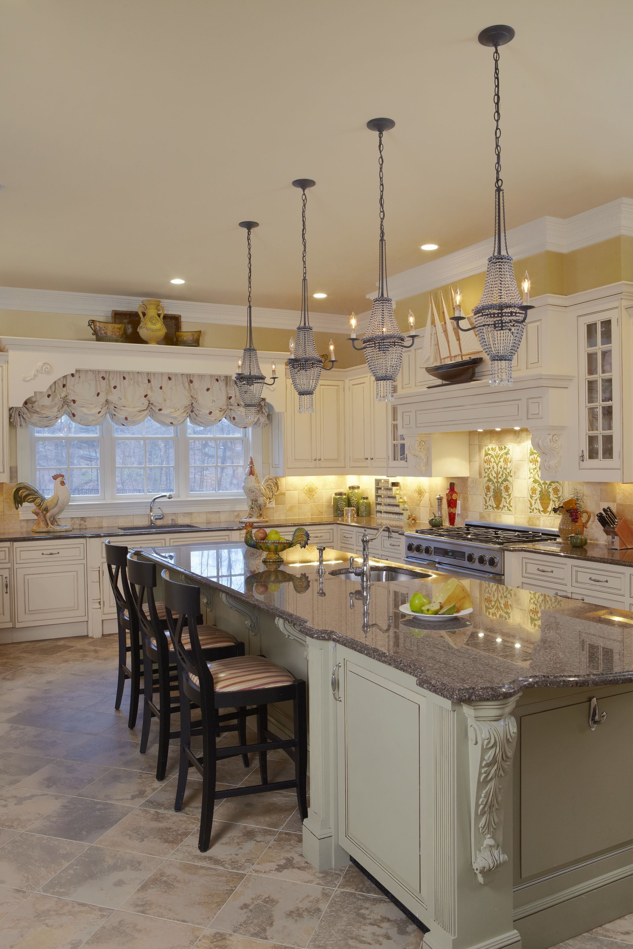 Traditional Kitchen Island - Images by Design Concepts Interiors ...