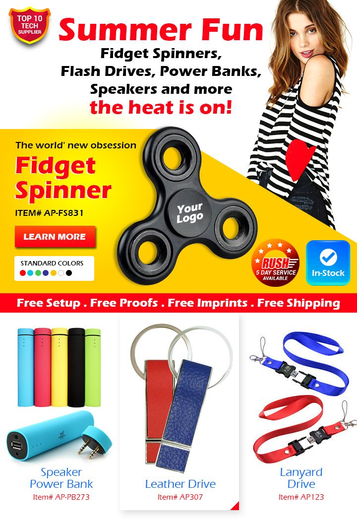 Fid Spinners The Heat Is Athena Promo Five Star A