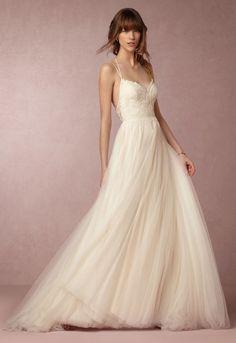 Anthropologie Wedding Dress | My October Wedding <3 in 2018 ...