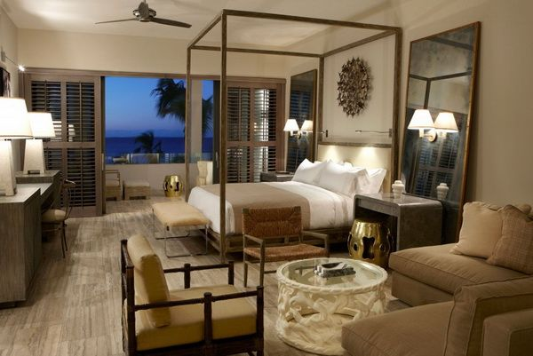 Ultra Modern Sophisticated Caribbean Luxury Viceroy Anguilla Hotel and Resort Idea - Amazing ultra modern furniture Beautiful