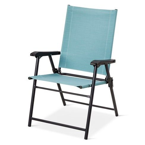 Ordinaire $26 Lake, Mt, River, Trails Sling Folding Patio Chair   Threshold™ : Target