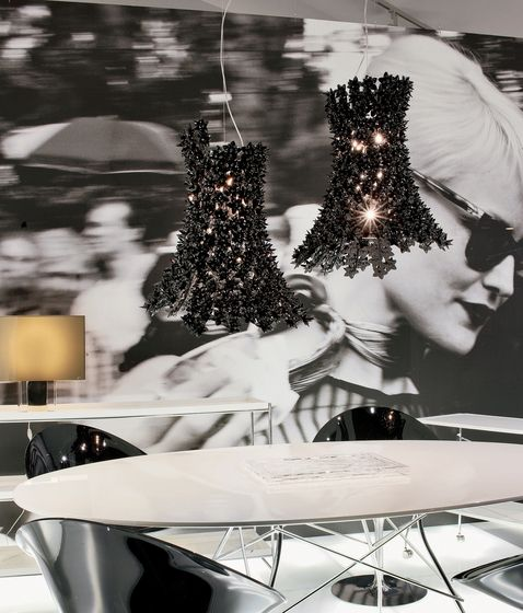 1000 images about kartell lighting on pinterest lamps light games and interiors black white bloom ferruccio laviani