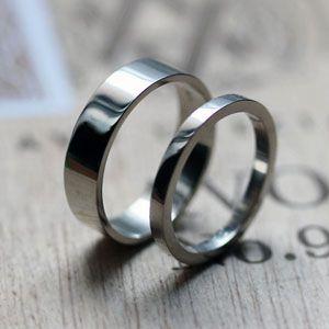 Iridium Wedding Ring At Exclusive Decoration And
