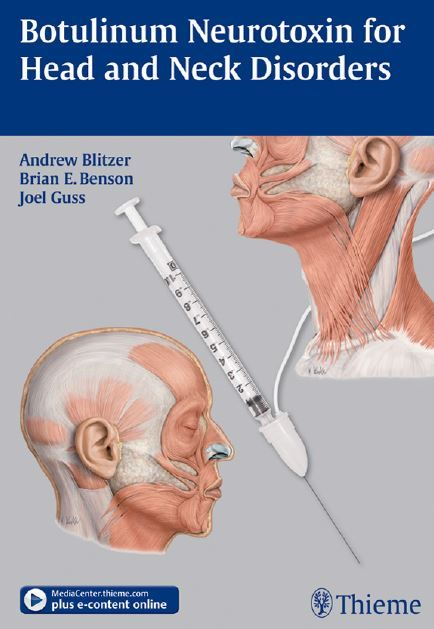 Botulinum Neurotoxin For Head And Neck Disorders Pdf Students