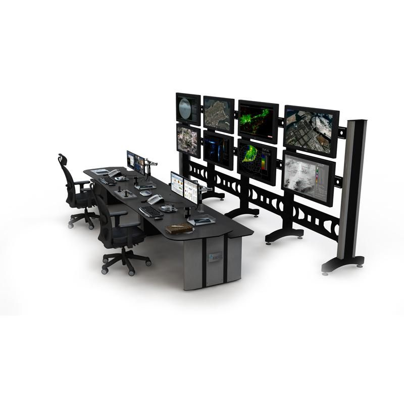 Command Center Furniture Design data center furniture, power, and control room design | network