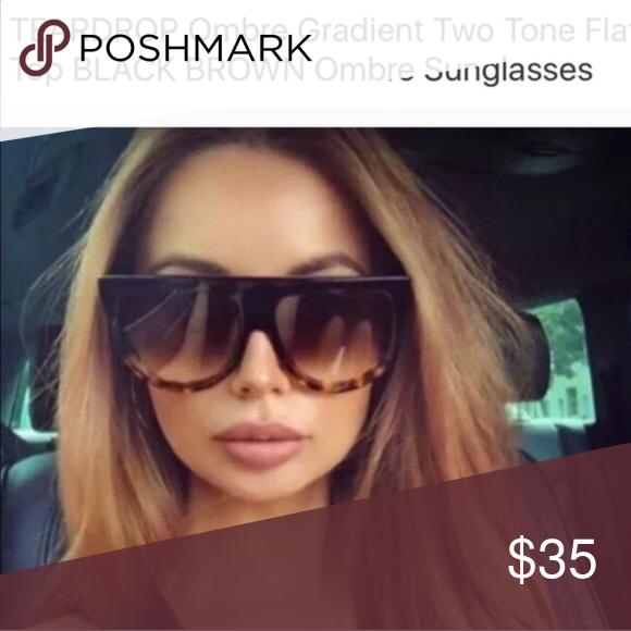 b952c589023 Celine Ombré sunglasses These look like Celine s Kim kardashian wears!  Perfect for the summer