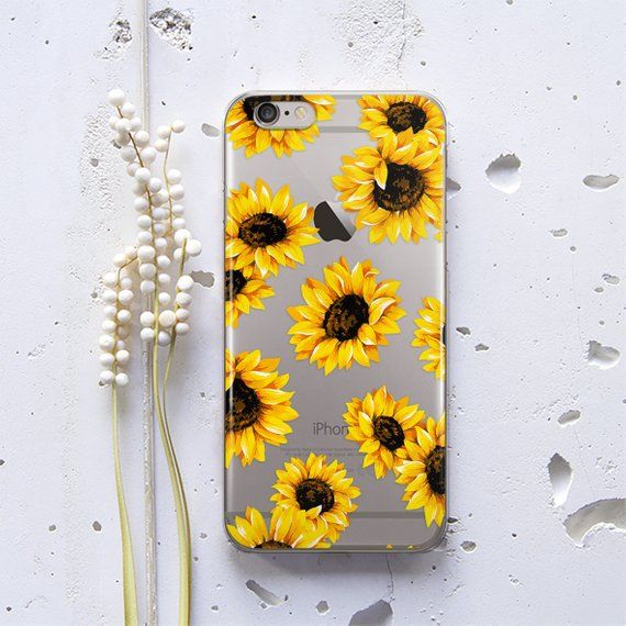 the best attitude f4390 05a64 iPhone 7 Case iPhone X Case iPhone 6s Case Sunflowers iPhone 8 Case ...