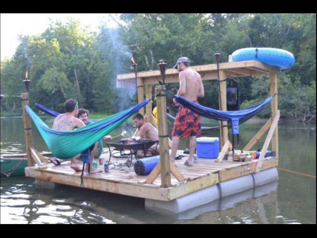 WT but I need it. Eno hammock, Lake floats, Lake dock