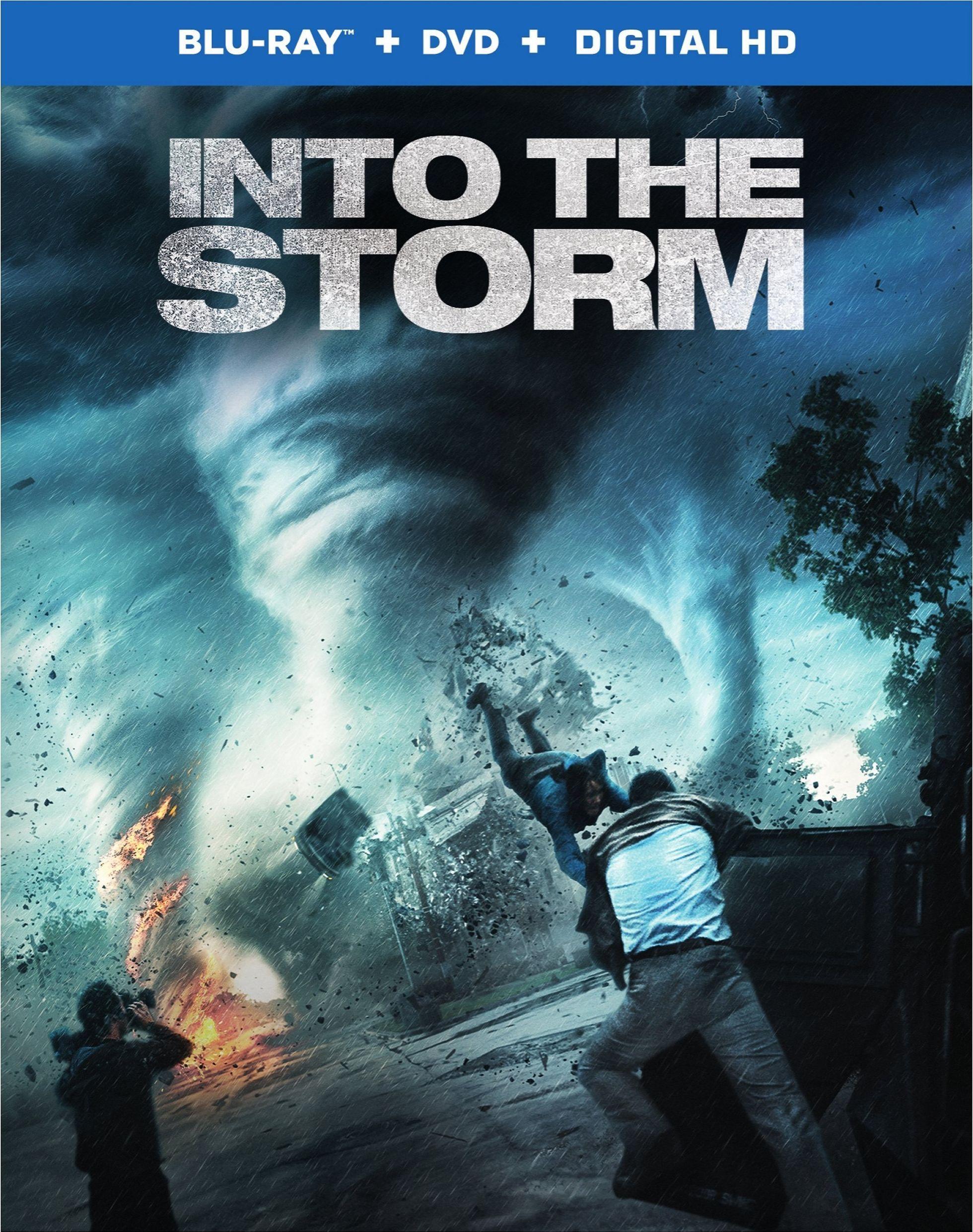 Into the Storm (Bluray + DVD + Digital HD UltraViolet