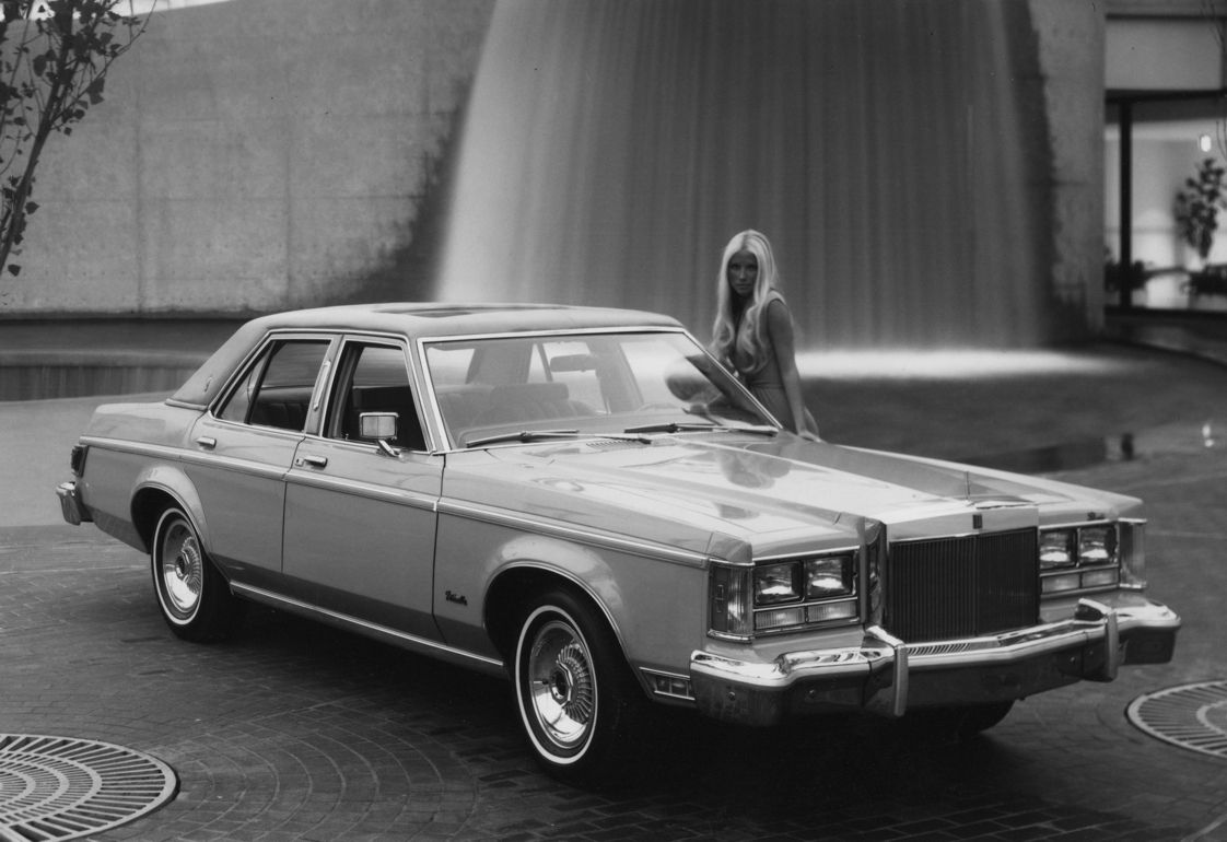 from march 29 1977 press photo of the all new lincoln versailles which was based on the. Black Bedroom Furniture Sets. Home Design Ideas