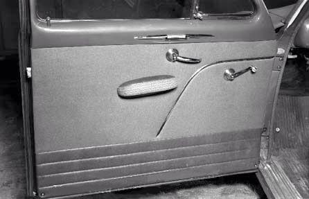 1949 Ford Door Panel Original Panel Doors Car Interior Car Upholstery