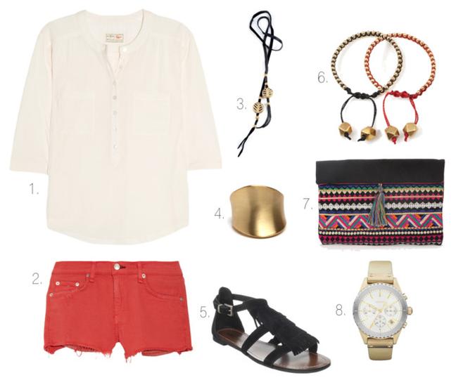 7f3ed396a5ea We are loving My Style Diaries weekend look. Weekend Getaway Outfits