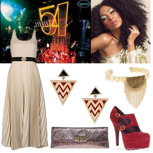 ce924536a Studio 54 | Women's Outfit | ASOS Fashion Finder | theme party in ...
