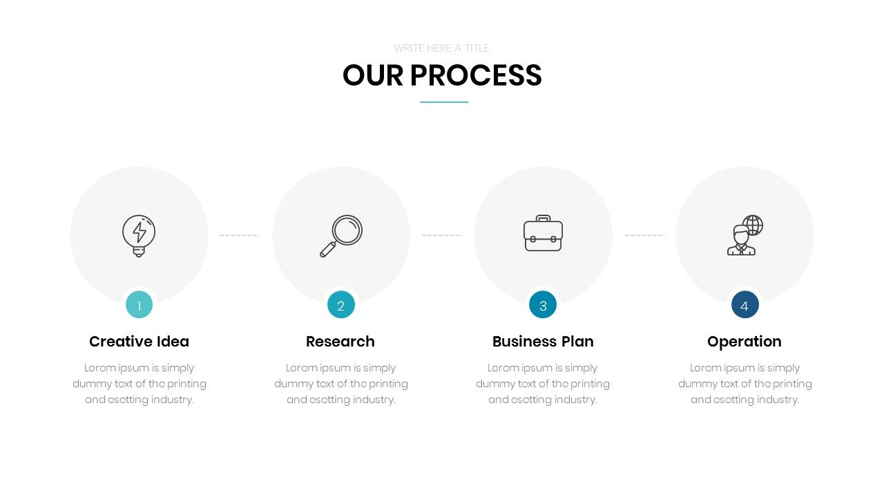 Consulting Business Pitch Deck Powerpoint Template 2019