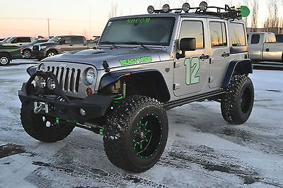 2013 Jeep Wrangler S O C O M Seahawks World Champion Edition