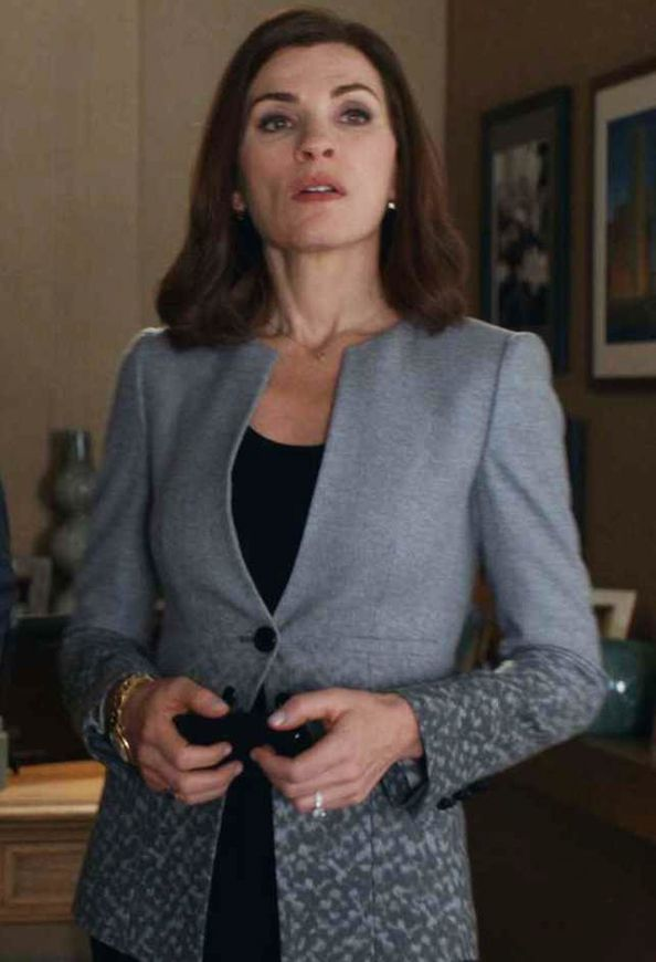 The Good Wife Work Outfit Inspo of the Week: Try One Statement Piece from InStyle.com