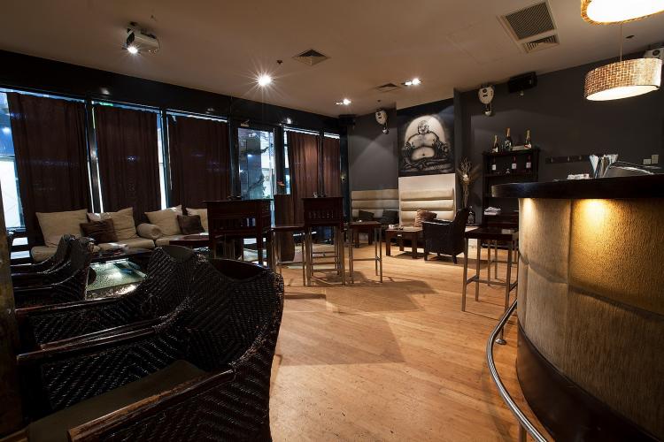 Modern Interior Khala Lounge Bar Zagreb Stagdo Modern Interior Interior Zagreb