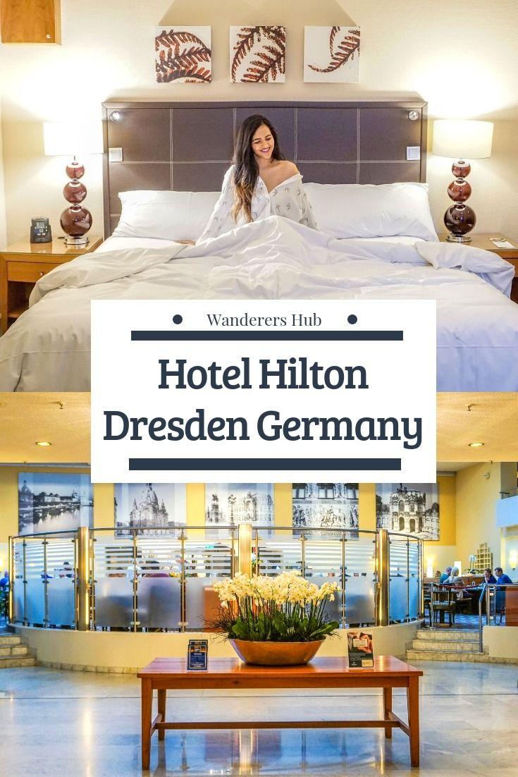 A Look Inside The Hilton Hotel Dresden, A Modern Classic