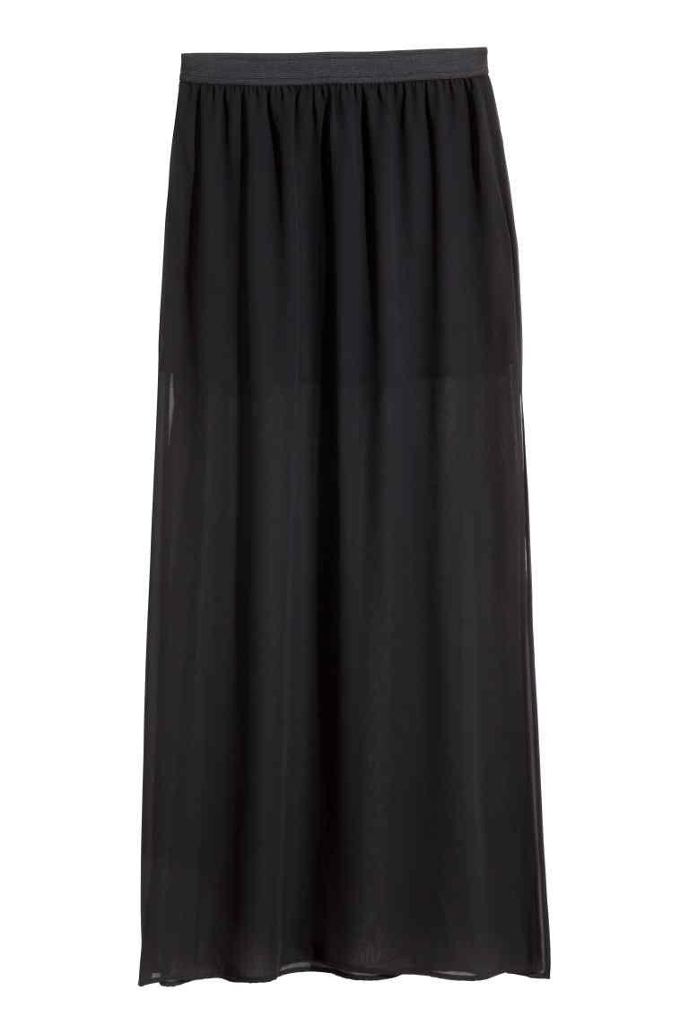 imágenes detalladas bajo precio nuevo baratas Falda larga | H&M | Clothing/Accessories♡ | Faldas largas ...