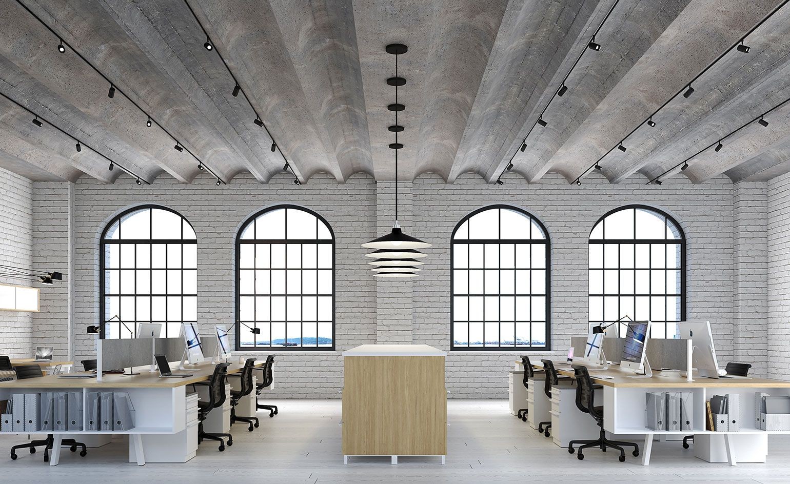 Neocon 2016 standout designs from chicago s commercial - Commercial interior design chicago ...