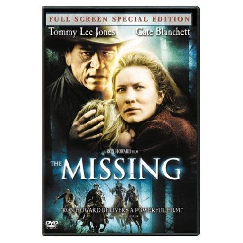 The Missing Tommy Lee Jones, Cate Blanchett, Tommy lee