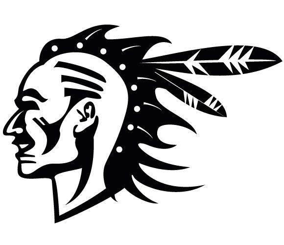 Indian Tattoo Designs Madscar Native American Warrior Indian Tattoo Design Native American