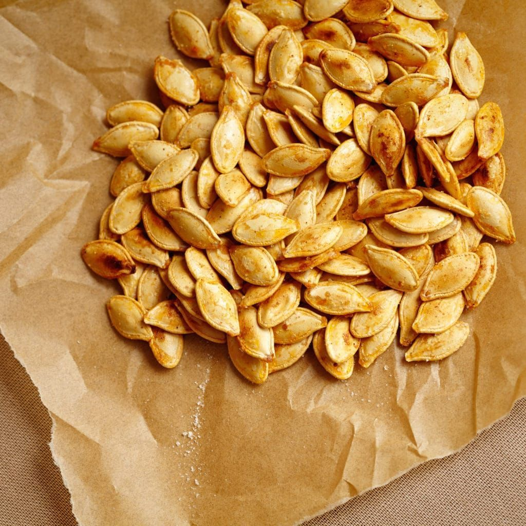 Cajun Roasted Pumpkin Seeds - Get Healthy U - #pumpkinseedsrecipebaked - Cajun R...#cajun #healthy #pumpkin #pumpkinseedsrecipebaked #roasted #seeds #pumpkinseedsrecipebaked