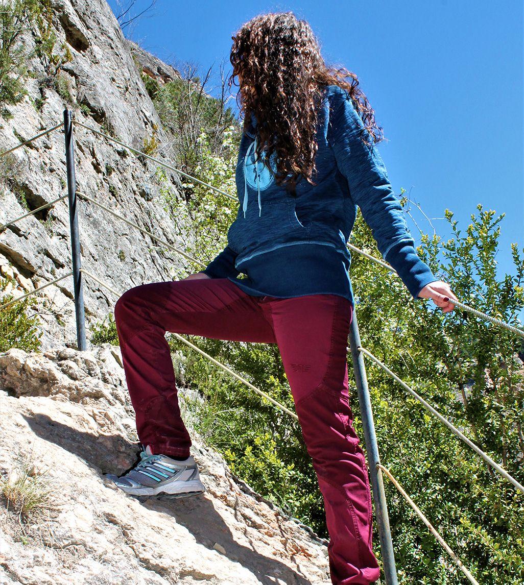 Pantalones De Mujer Para Escalada Trekking Senderismo Boulder Outfits Deportivos Pantalones De Mujer Ropa