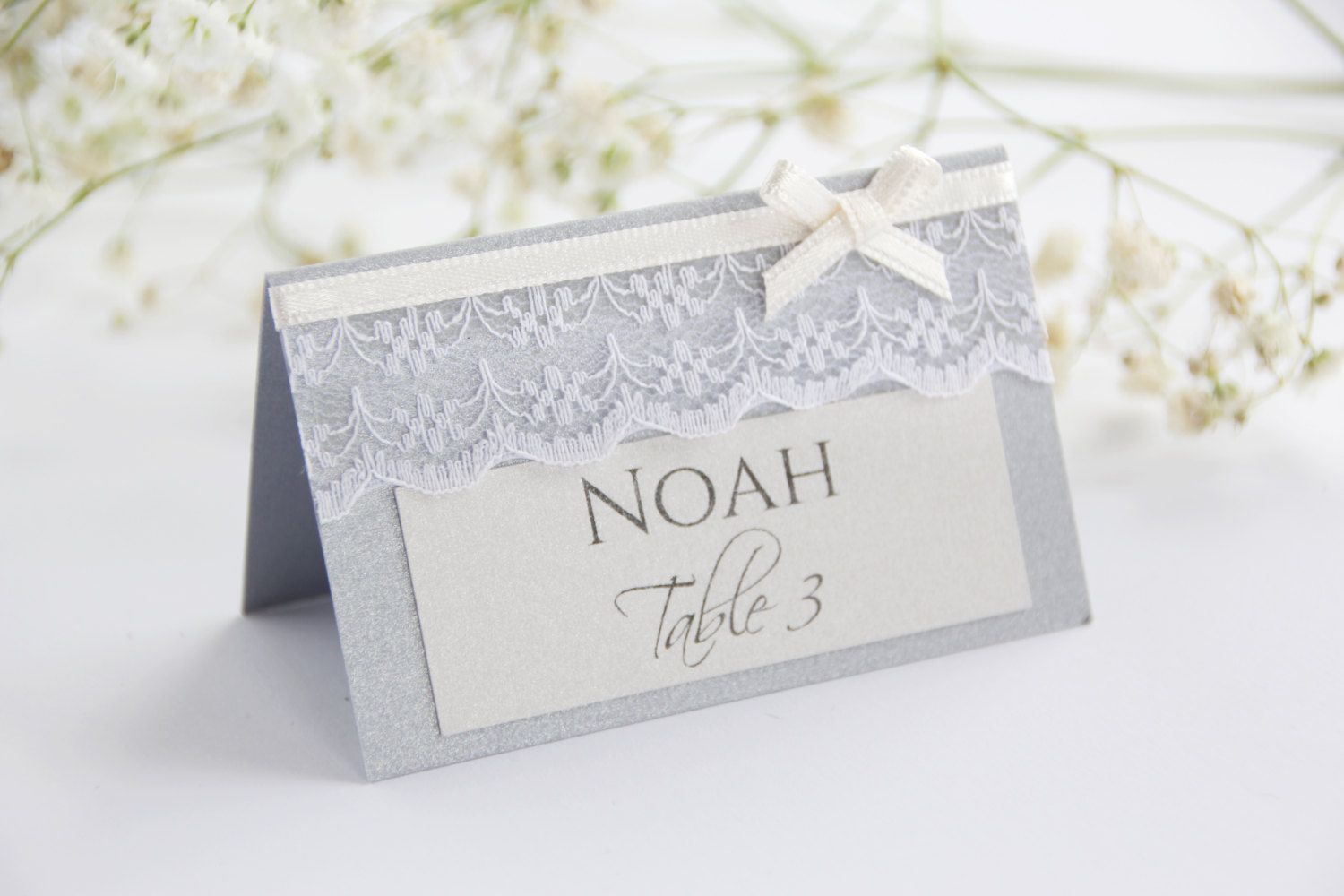 Place Cards Rustic And Lace Wedding Places Weddingideas And Place