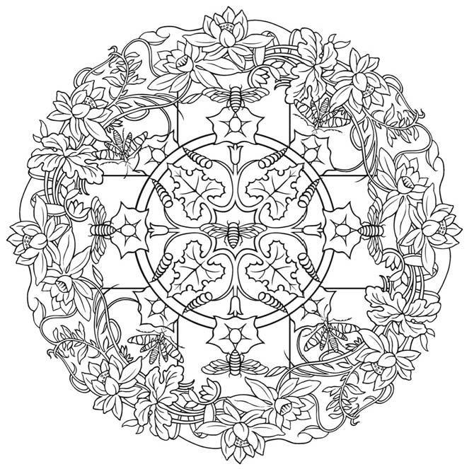 Pin de Carolina Giron en Mandalas   Pinterest   Mandalas