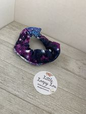 Purple Galaxy Hair Scrunchies Outer Space Ponytail Holder Alien Top Knot Scrunch Purple Galaxy Hair Scrunchies Outer Space Ponytail Holder Alien Top Knot Scrunch Purple G...