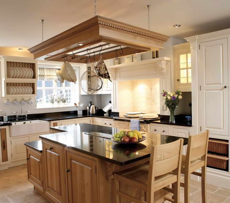 island kitchen decór - Google Search interiores Pinterest