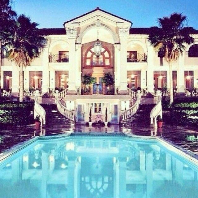 Great Gatsby Mediterranean Italian Luxury Home Villa: SecretGoddess ♡ Www.pinterest.com/secretgoddess/