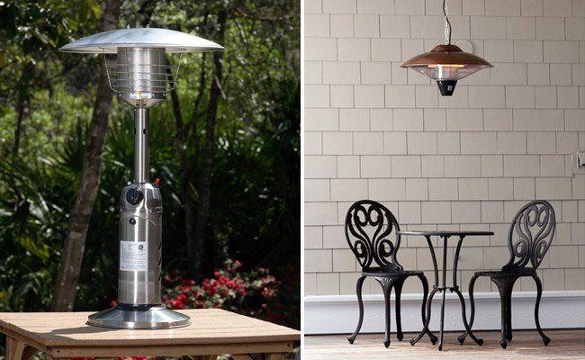 Patio Heater Buying Guide | Wayfair · Fire Sense Patio HeaterArticle Ideas Infrared ...