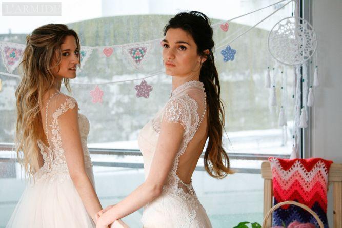 Alma y Fabiana