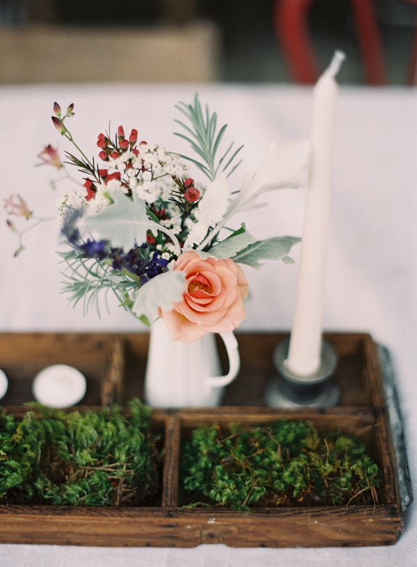 elegant + simple // photo by Heather Hester