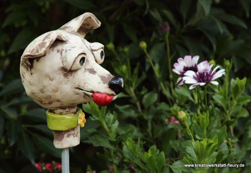 """Meine """"Rosenköpfe"""" sind eine Mischung aus Rosenkugel und Köpfe als individuelle Gestaltungsmöglichkeit für Ihren Garten."""